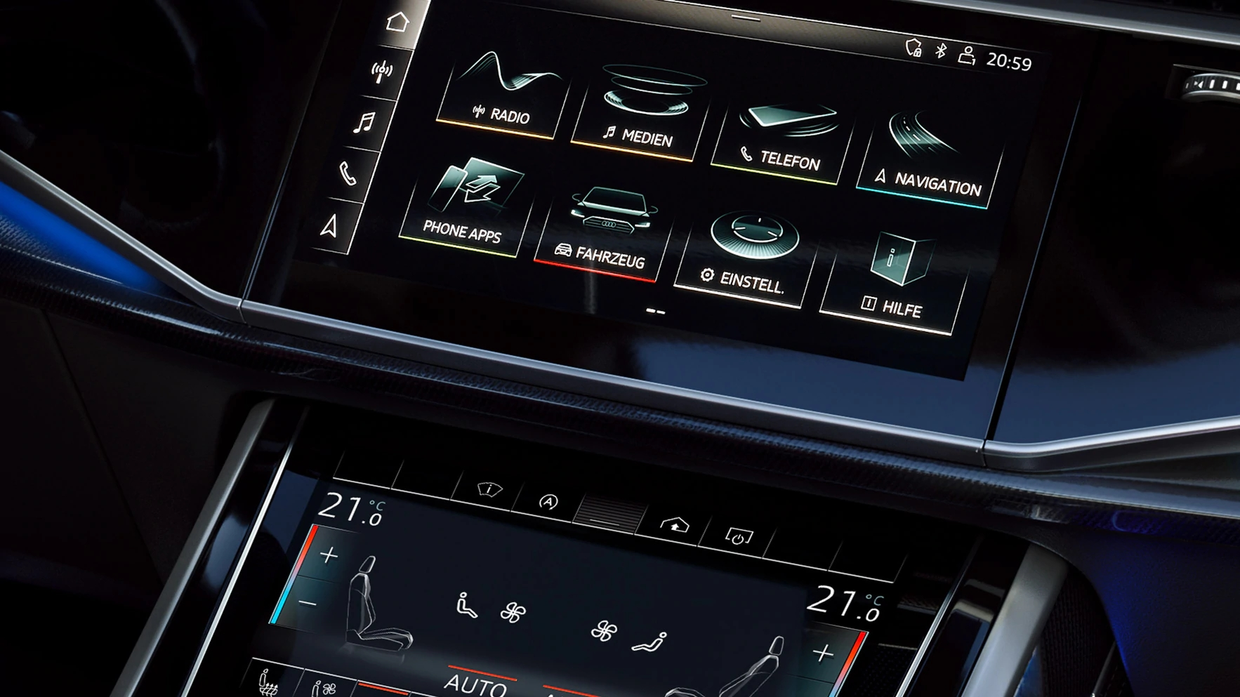 Audi SQ7 TDI MMI Navigation plus