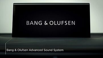 Audi Q7 Bang & Olufsen Advanced Sound System